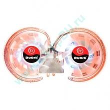 Кулер для видеокарты Thermaltake DuOrb CL-G0102 с тепловыми трубками (медный) - Электрогорск