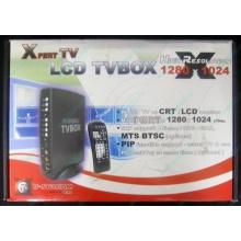 Внешний TV tuner KWorld V-Stream Xpert TV LCD TV BOX VS-TV1531R (Электрогорск)