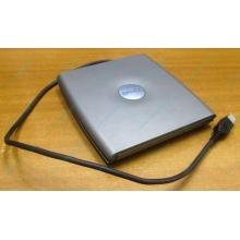 Внешний DVD/CD-RW привод Dell PD01S для ноутбуков DELL Latitude D400 в Электрогорске, D410 в Электрогорске, D420 в Электрогорске, D430 (Электрогорск)