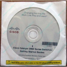 85-5777-01 Cisco Catalyst 2960 Series Switches Getting Started Guides CD (80-9004-01) - Электрогорск