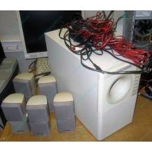 Компьютерная акустика Microlab 5.1 X4 (210 ватт) в Электрогорске, акустическая система для компьютера Microlab 5.1 X4 (Электрогорск)