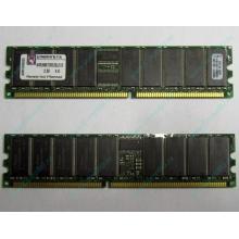 Серверная память 512Mb DDR ECC Registered Kingston KVR266X72RC25L/512 pc2100 266MHz 2.5V (Электрогорск).