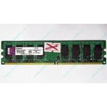 ГЛЮЧНАЯ/НЕРАБОЧАЯ память 2Gb DDR2 Kingston KVR800D2N6/2G pc2-6400 1.8V  (Электрогорск)
