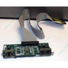 Панель передних разъемов (audio в Электрогорске, USB) и светодиодов для Dell Optiplex 745/755 Tower (Электрогорск)