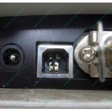 Термопринтер Zebra TLP 2844 (выломан USB разъём в Электрогорске, COM и LPT на месте; без БП!) - Электрогорск