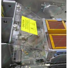 Прозрачная пластиковая крышка HP 337267-001 для подачи воздуха к CPU в ML370 G4 (Электрогорск)