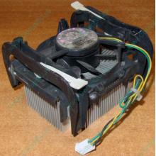Кулер для процессоров socket 478 с медным сердечником внутри алюминиевого радиатора Б/У (Электрогорск)