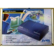 Внешний ADSL модем ZyXEL Prestige 630 EE (USB) - Электрогорск